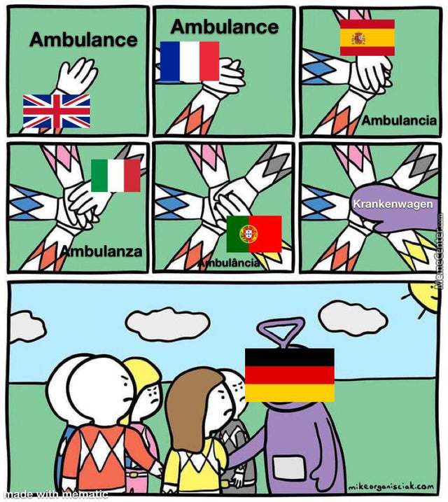 Classish German