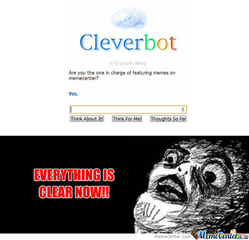 Cleverbot Featuring
