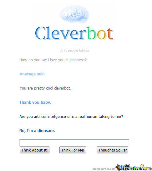 Cleverbot´s Race