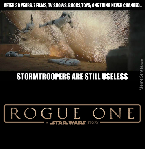 Image result for rogue one meme