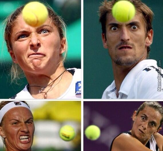 close up pictures of tennis players just look like people trying really hard to control their telekinetic powers_o_2971541 close up pictures of tennis players just look like people trying