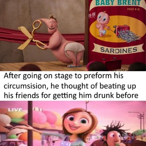 Cloudy With A Chance Of Meatballs Screenshot Twists By Recyclebin Meme Center