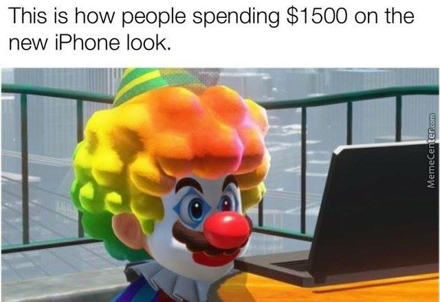 Clown NiBBas