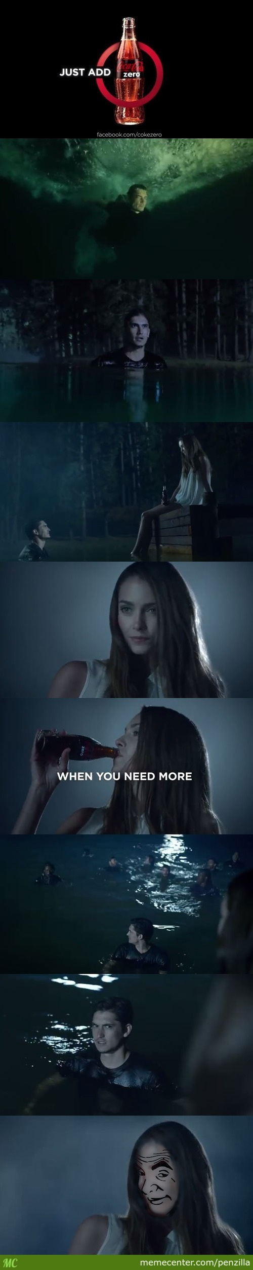 Coca Cola, Oh You