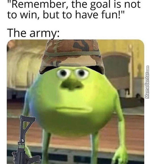 Cod Players In The Army