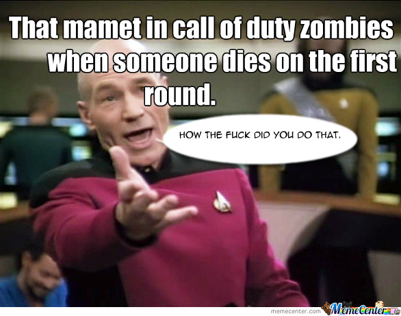 Funny Zombie Memes : Cod: zombies by comando748 meme center
