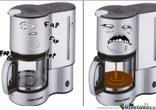 Coffee Is Ready!