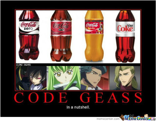 Coke Geass