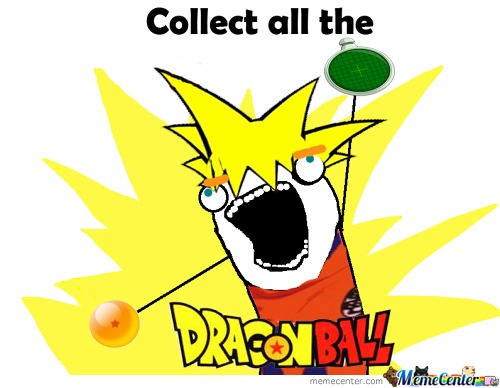 Collect All The Db
