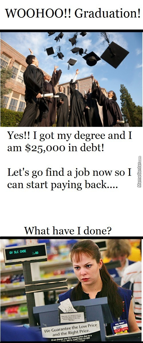 college is the biggest scam thanks capitalism_o_6454705 scam memes best collection of funny scam pictures