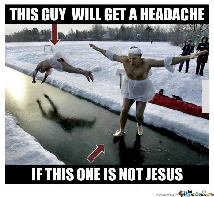 Come At Me, Christianity !