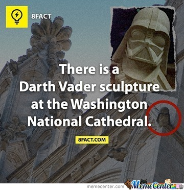 Come To The Dark Side... We Have Sculptures..