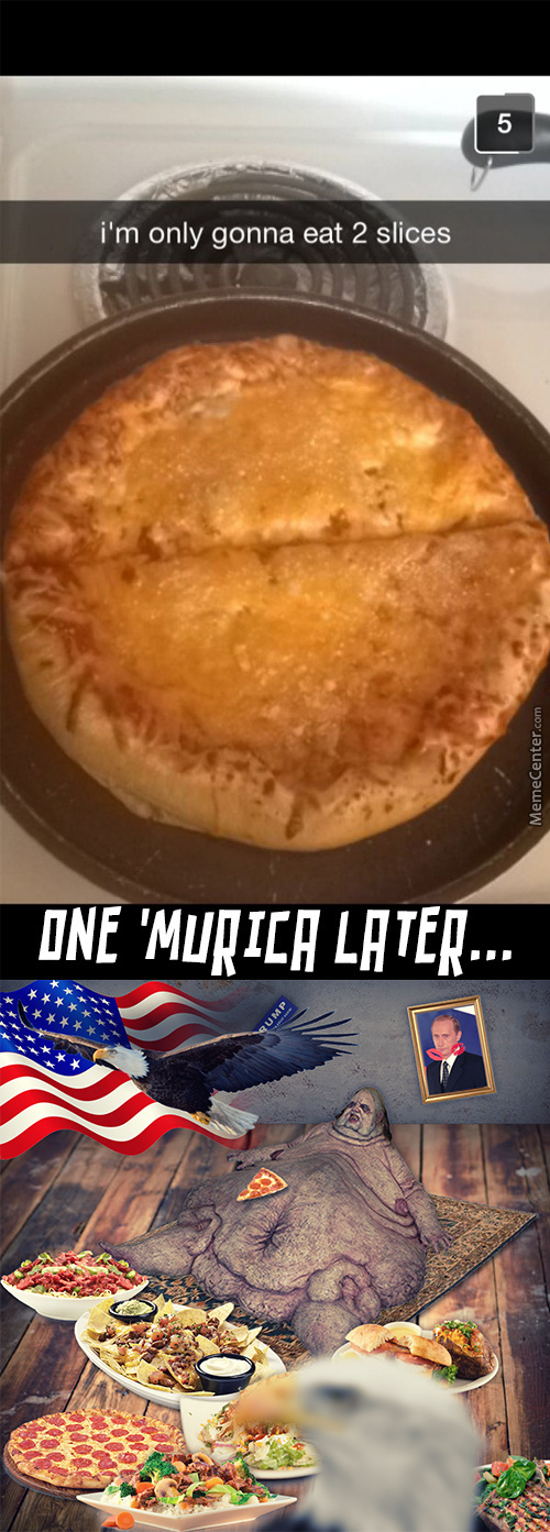 Comes With A Side Order Of Freedom