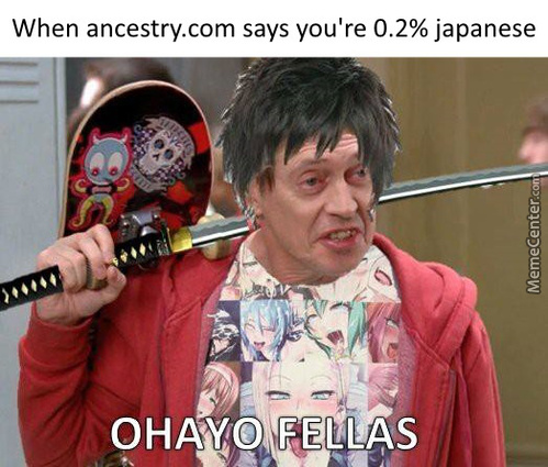 Comment If You're Japanese And Otaku Yourself. Arigato \(^ω^\)