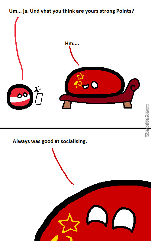 Comunnism Of Stronk !!!!