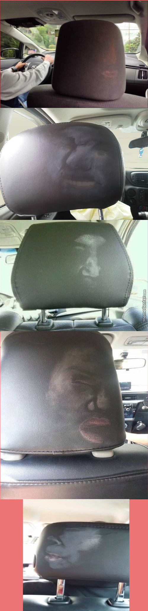 Consequences For Not Wearing A Seatbelt (Ladies In The Back Seat)