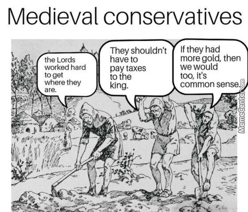 Conservatism: Defending What You Were Fighting Yesterday