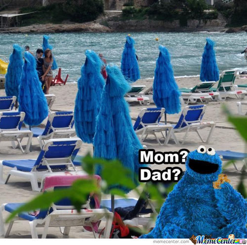 Cookie Monster's Family Reunion