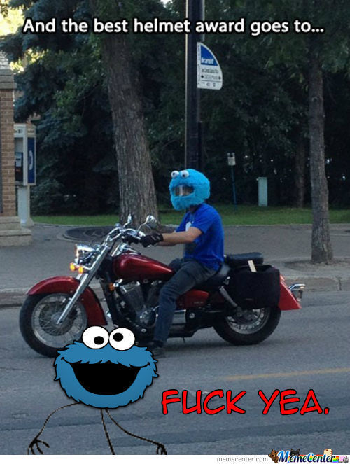 Cookie Monster Approves