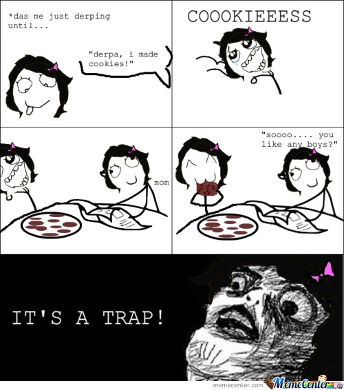 Cookie Trap