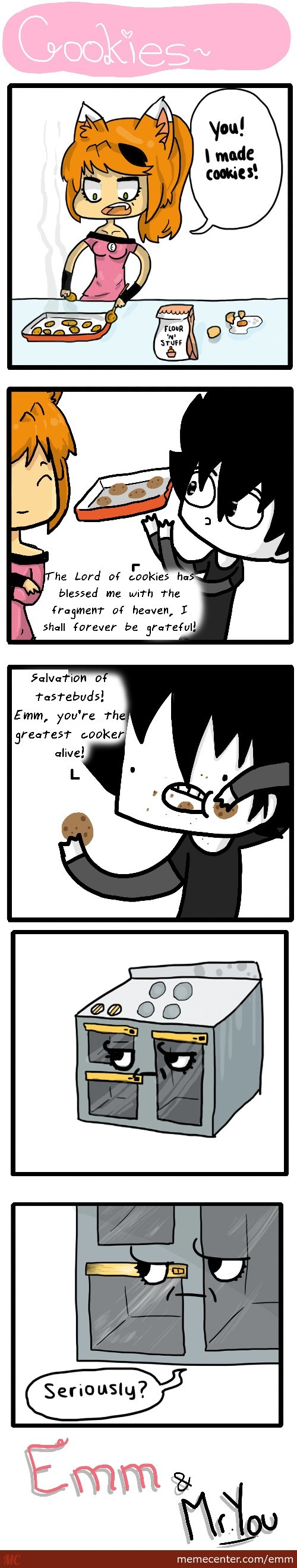 Cookies! (Ft. Mr You)