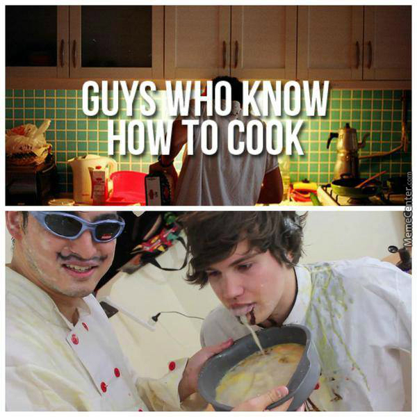 Cooking With Papa Franku By Farts
