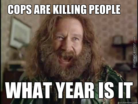 Cops Killing People By Milestro Meme Center