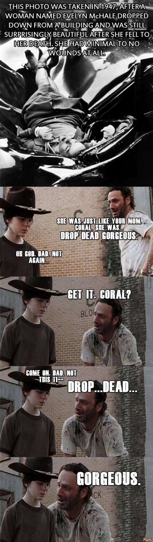 Coral! Listen To Me, Coral!