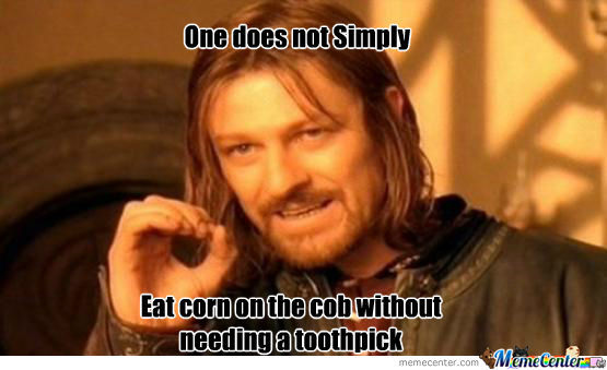 Corn On The Cob By Blake07 Meme Center,Difference Between Chow Mein And Lo Mein