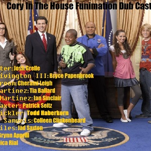 Cory In The House English Dub Cast Annouunced By Superdifan   Meme Center