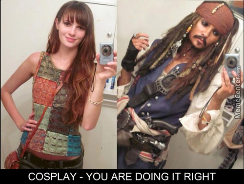 Cosplay Done Right