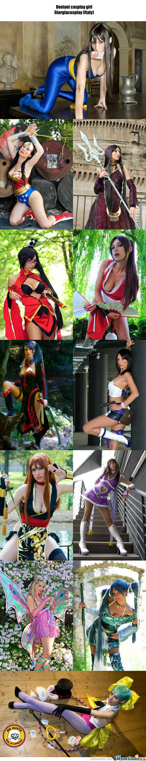 Cosplay Girl 64 : Giorgiacosplay (Italy)