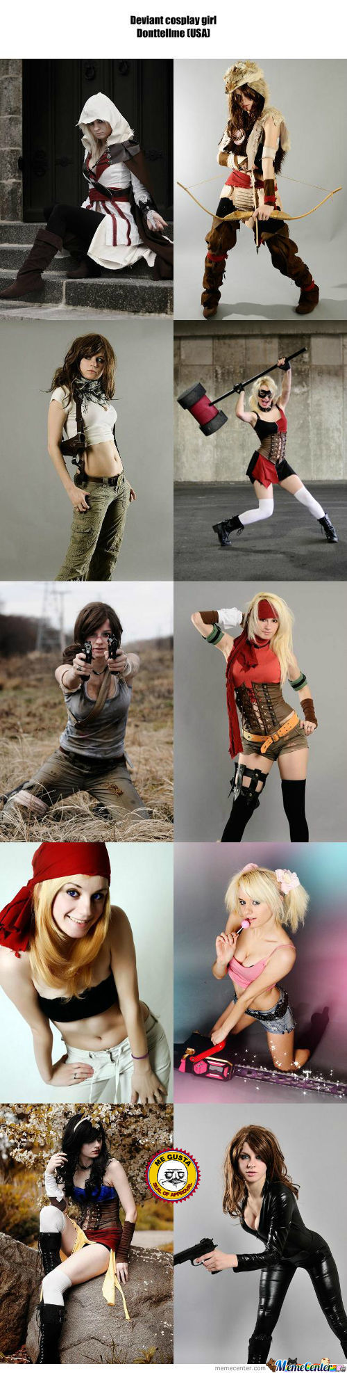 Cosplay Girl 96 : Donttellme (Usa)