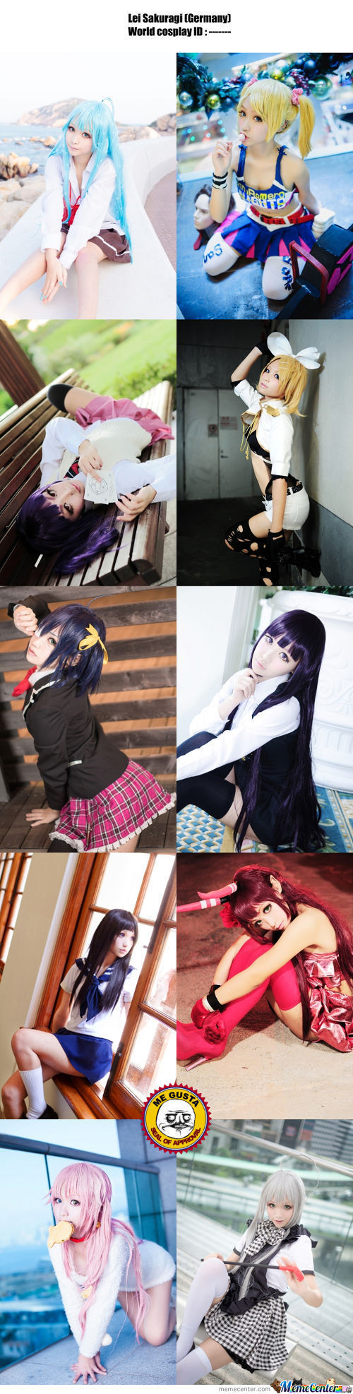 Cosplay Girl : Lei Sakuragi (Germany)