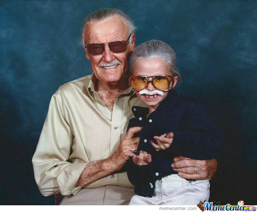 Cosplay Level: Stan Lee