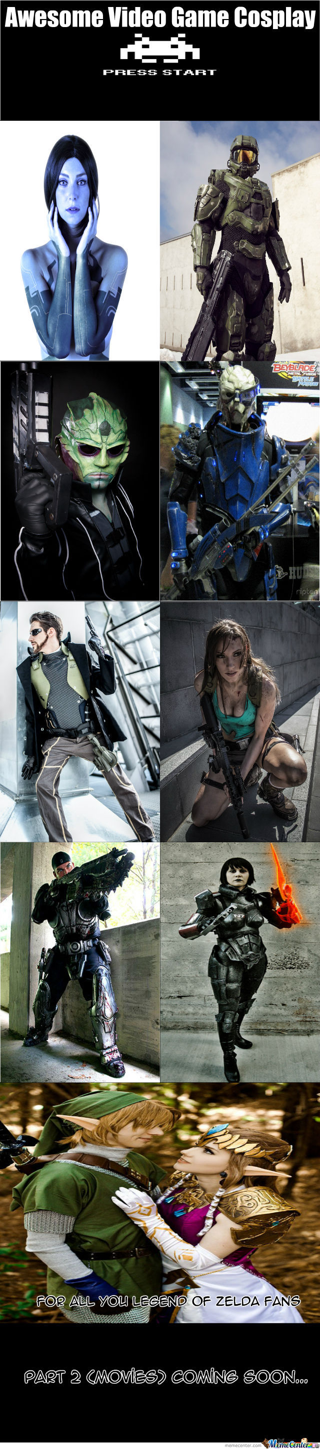 Cosplay...what Else?