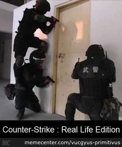 Counter Strike Real Life Edition