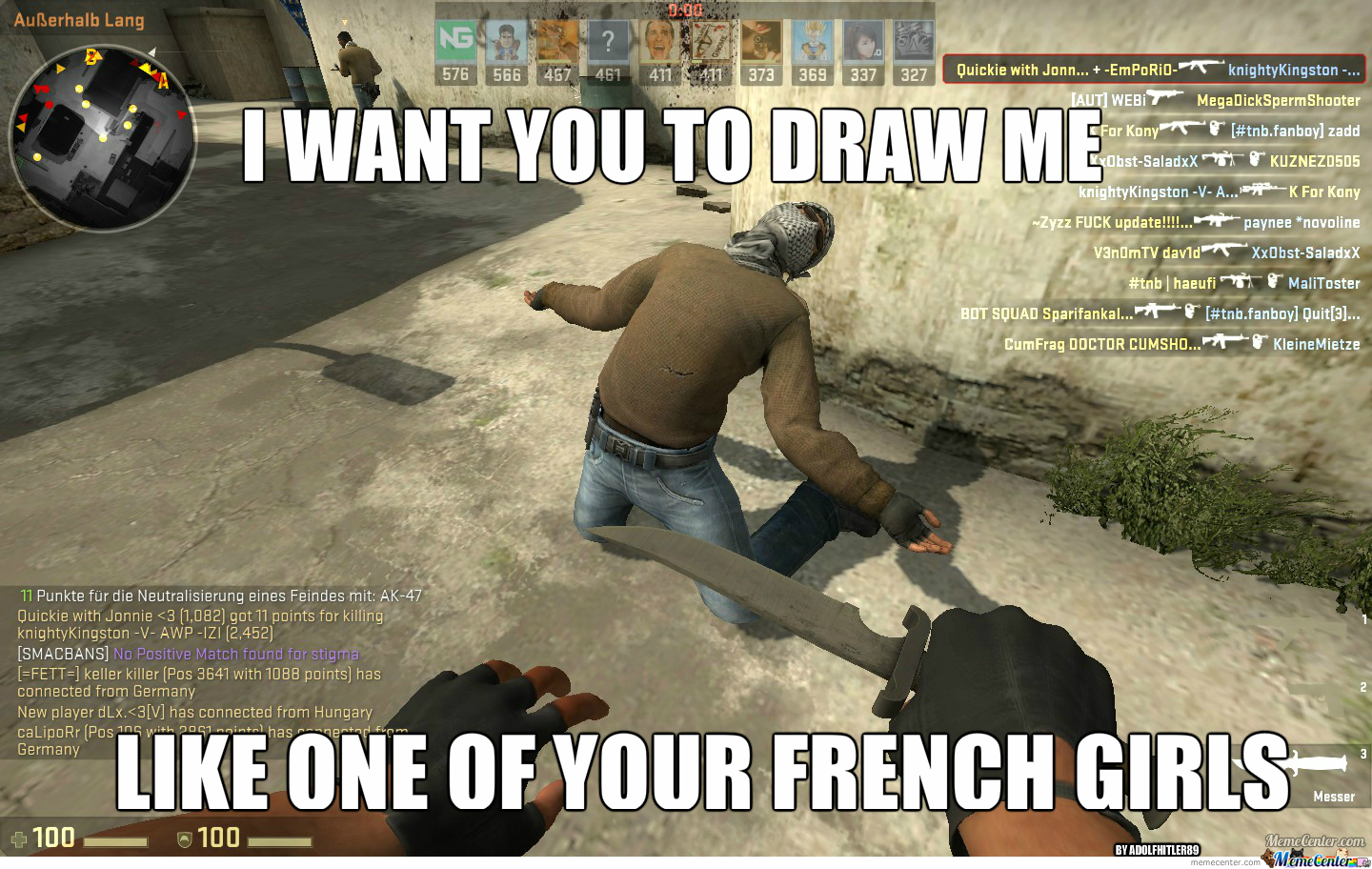 pin counter strike meme - photo #47