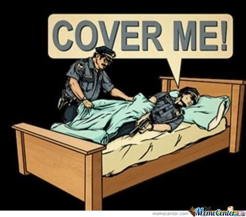 Cover Me!