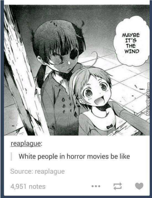 Creepyism On Tumblr No. 10 + Anime Shit No. 10