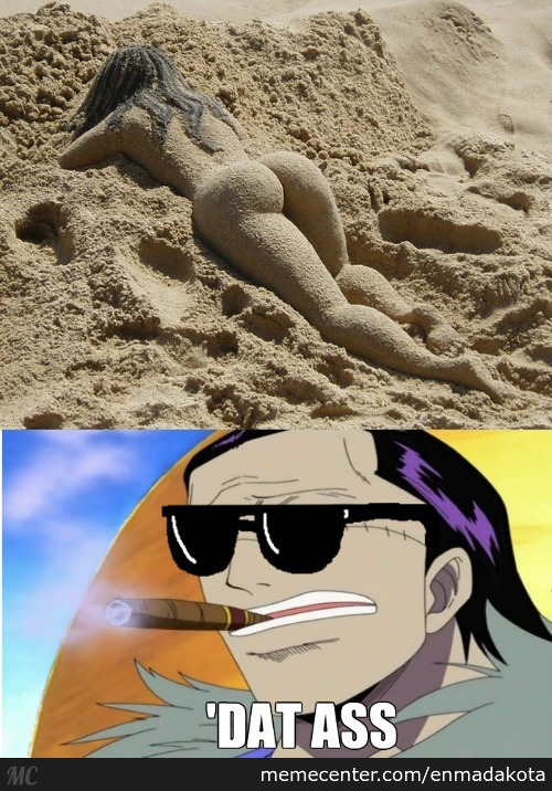 Crocoboy At The Beach !