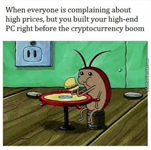 Crptocurrency You Say