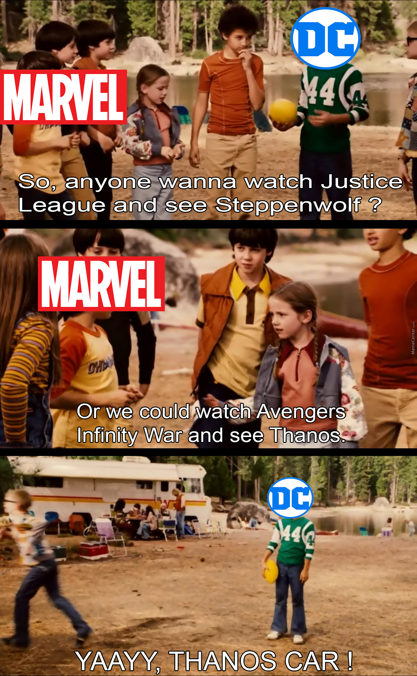 Current State Of Dc Movies Right Now