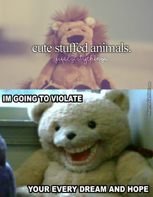 Cute Stuffed Animals