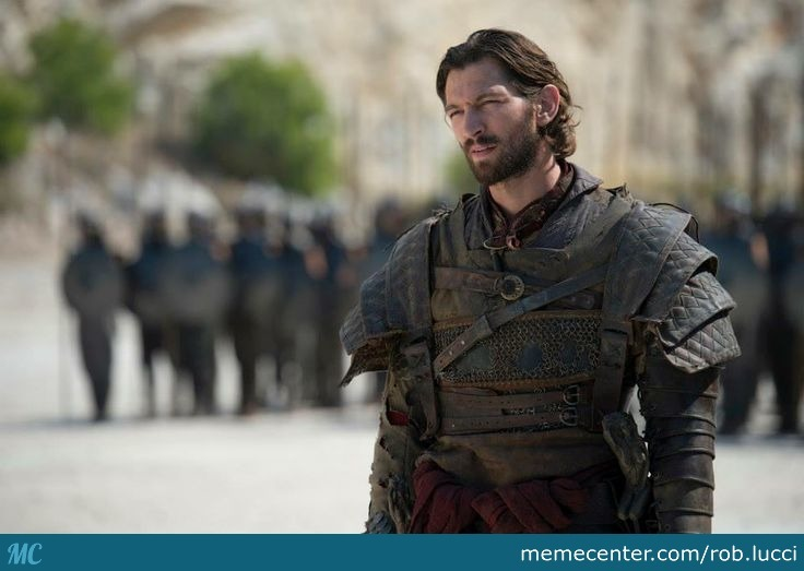 Daario Naharis Recast For Season 4 by rob.lucci - Meme Center Daario Naharis Season 4