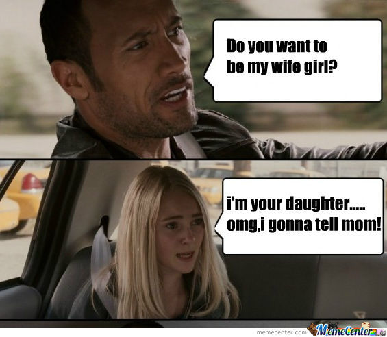 Dad Who Love Her Daughter By Rendyrendy Meme Center