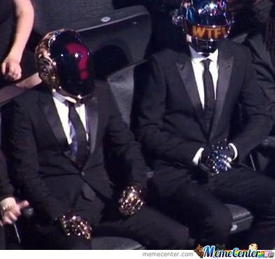 Daft Punk Had The Best Reaction On Miley