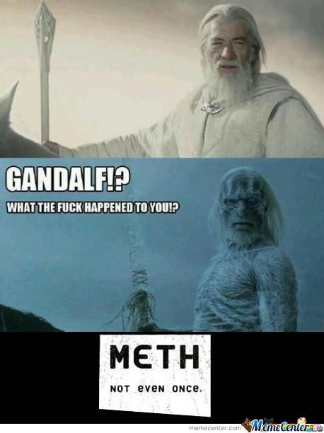 Dafuq Gandalf