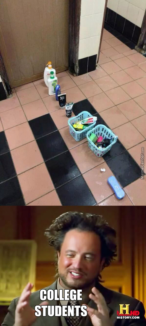 Dammit Jim, Toothpaste Cap Do Not Count