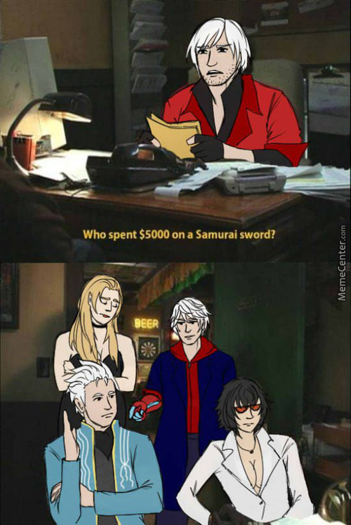Dammit Vergil